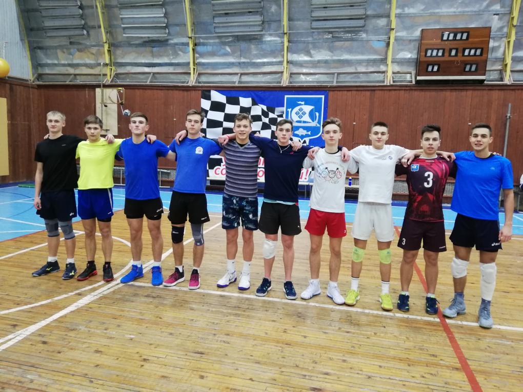 матчевая встреча волейбол февраль 2019 2