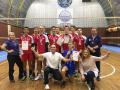 чемпионат ЛО волейбол Приморск 3