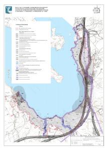 Карта зон с особыми условиями испозования Ключевое, Глебычево, Прибылово