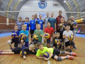 фото волейбол ноябрь. Приморск