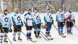 фото хоккей Приморск февраль