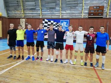 матчевая встреча волейбол февраль 2019 3