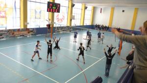 волейбол Псков декабрь 4